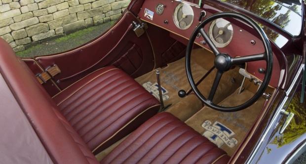 1939 Alfa Romeo 6C - The Big Picture