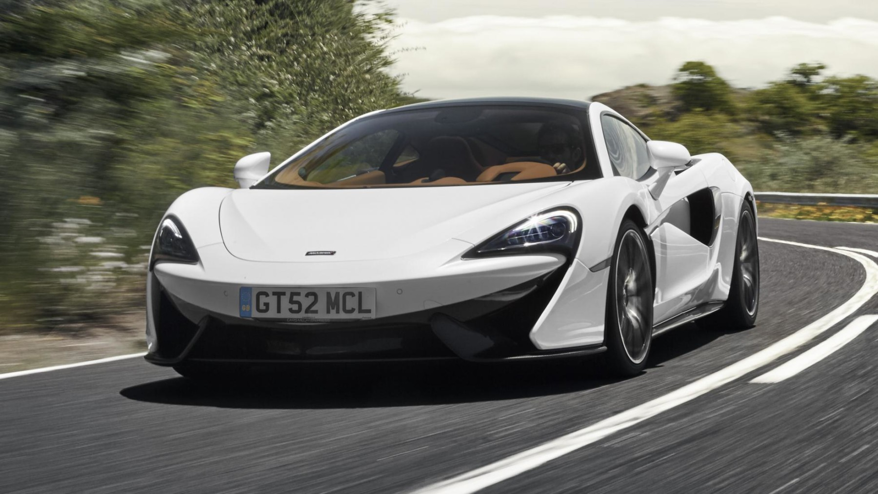 2018 McLaren 570GT 2