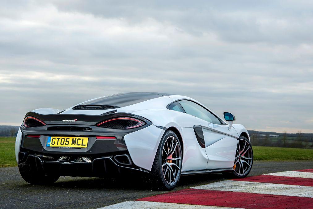 2018 McLaren 570GT 8