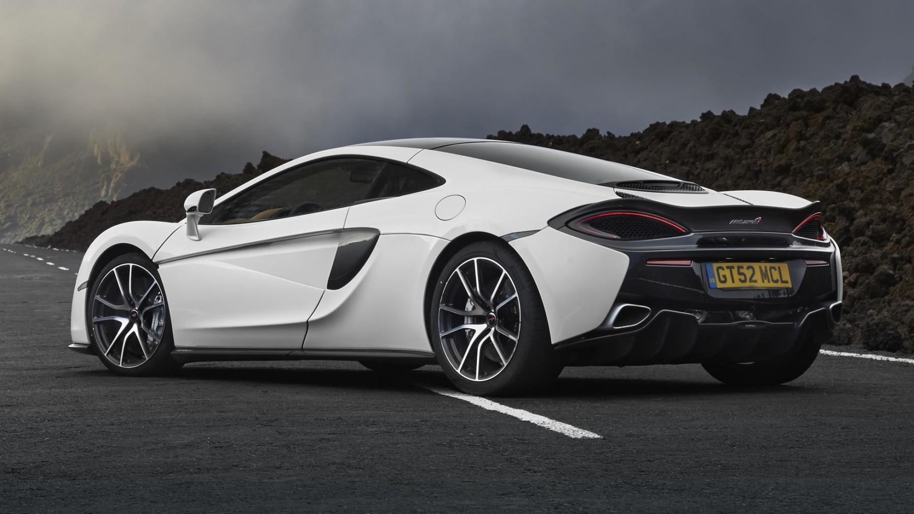 2018 McLaren 570GT 3