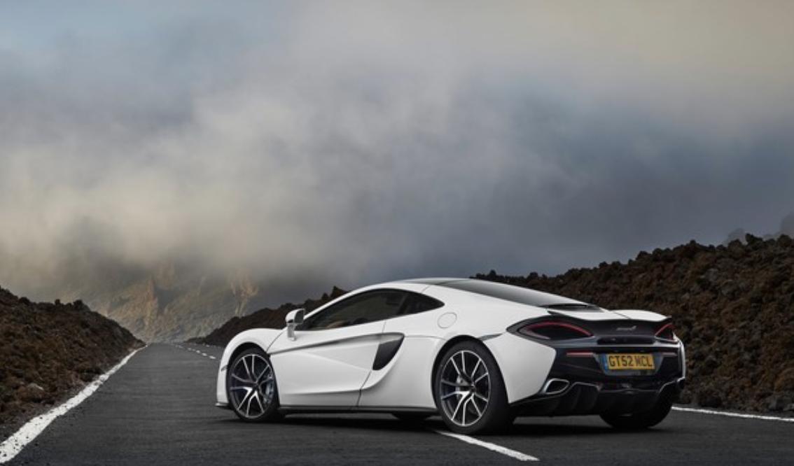 2018 McLaren 570GT 5