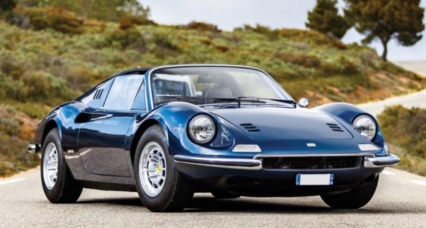 1974 Ferrari 246 Dino Gts The Big Picture
