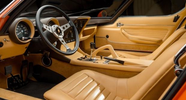 1971 Lamborghini Miura The Big Picture