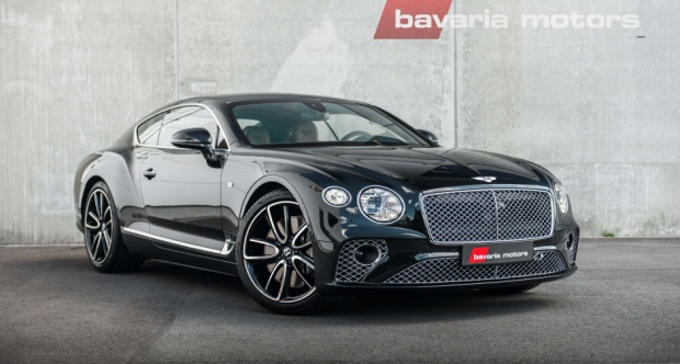 2019 Bentley Continental Gt The Big Picture