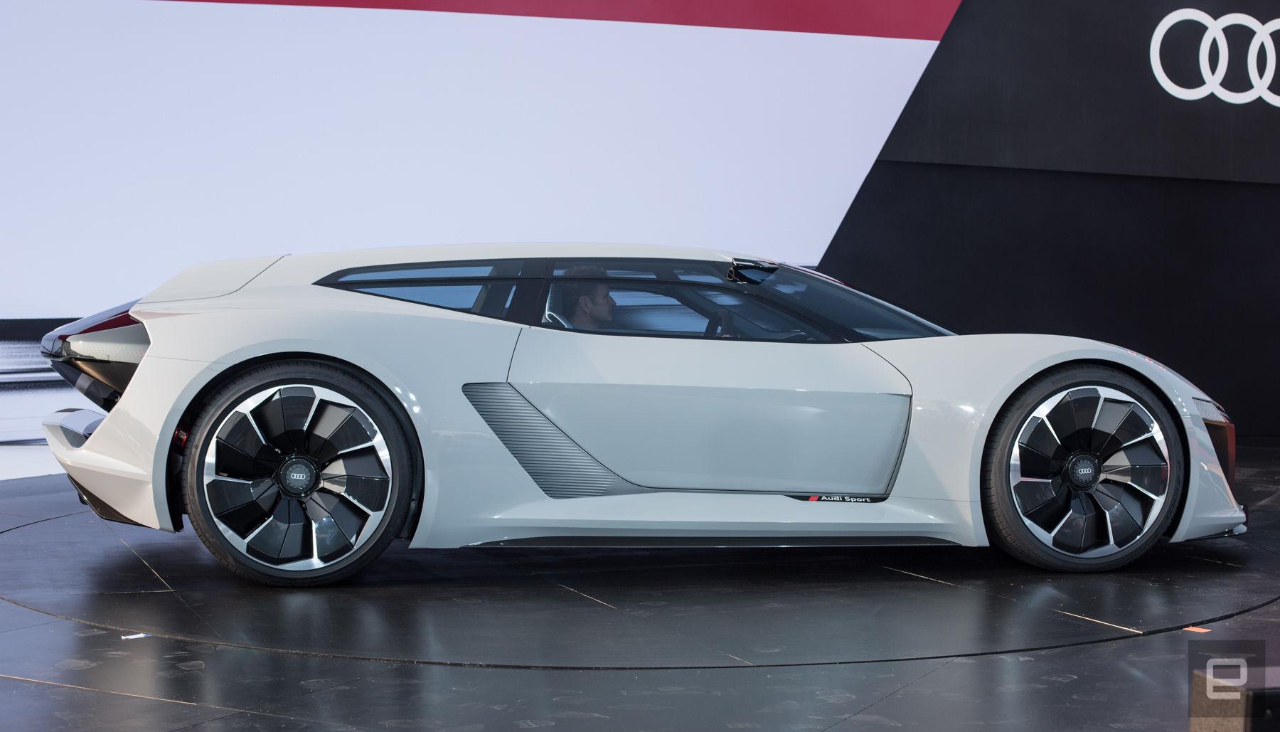 Audi Electric PB18 e-tron - The Big Picture