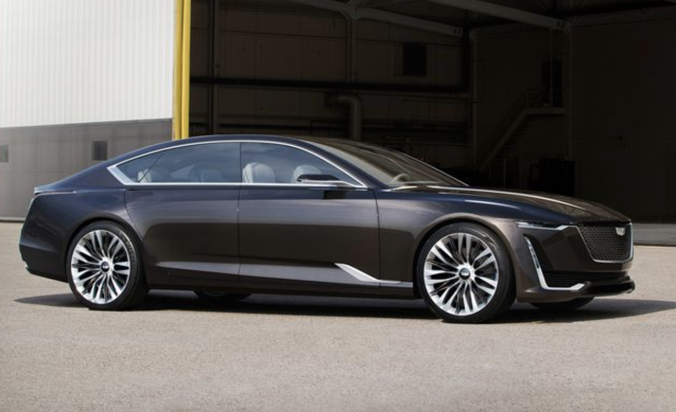 2021 Cadillac Escala The Big Picture