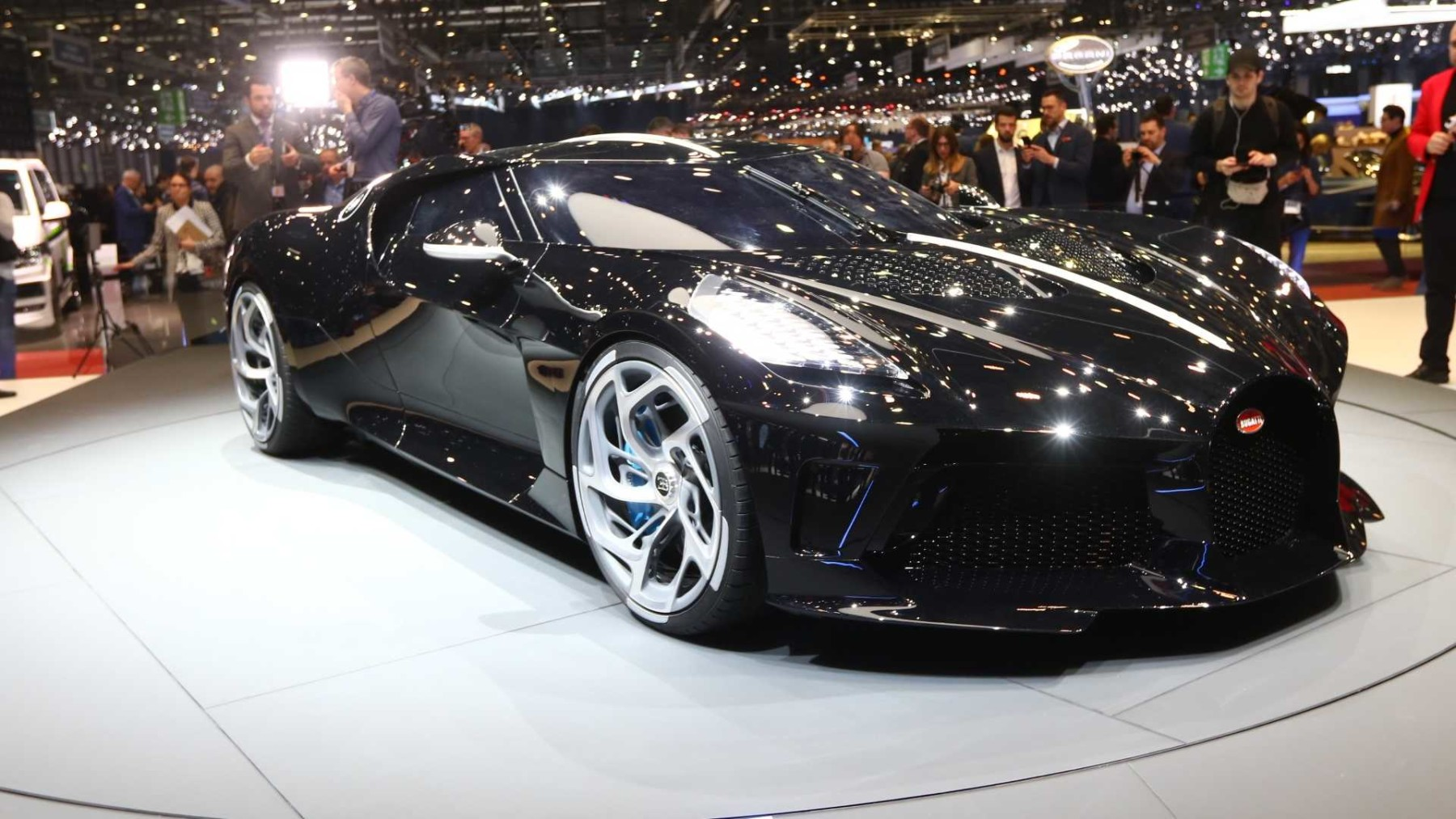 Bugatti La Voiture Noire - The Big Picture