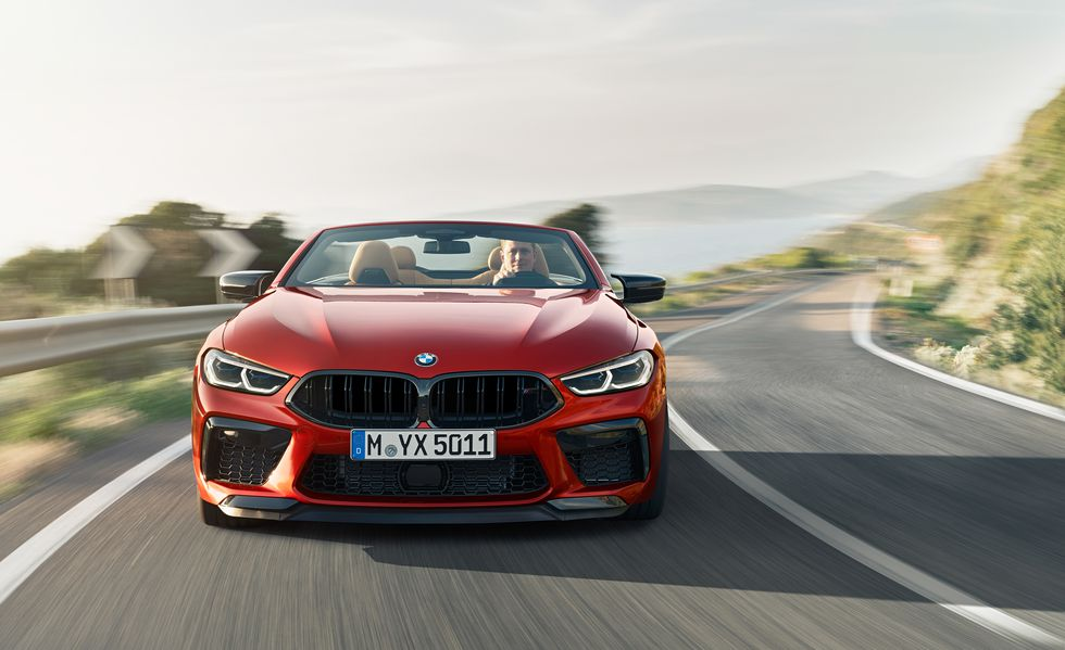 2020 Bmw M8 Convertible Competition The Big Picture
