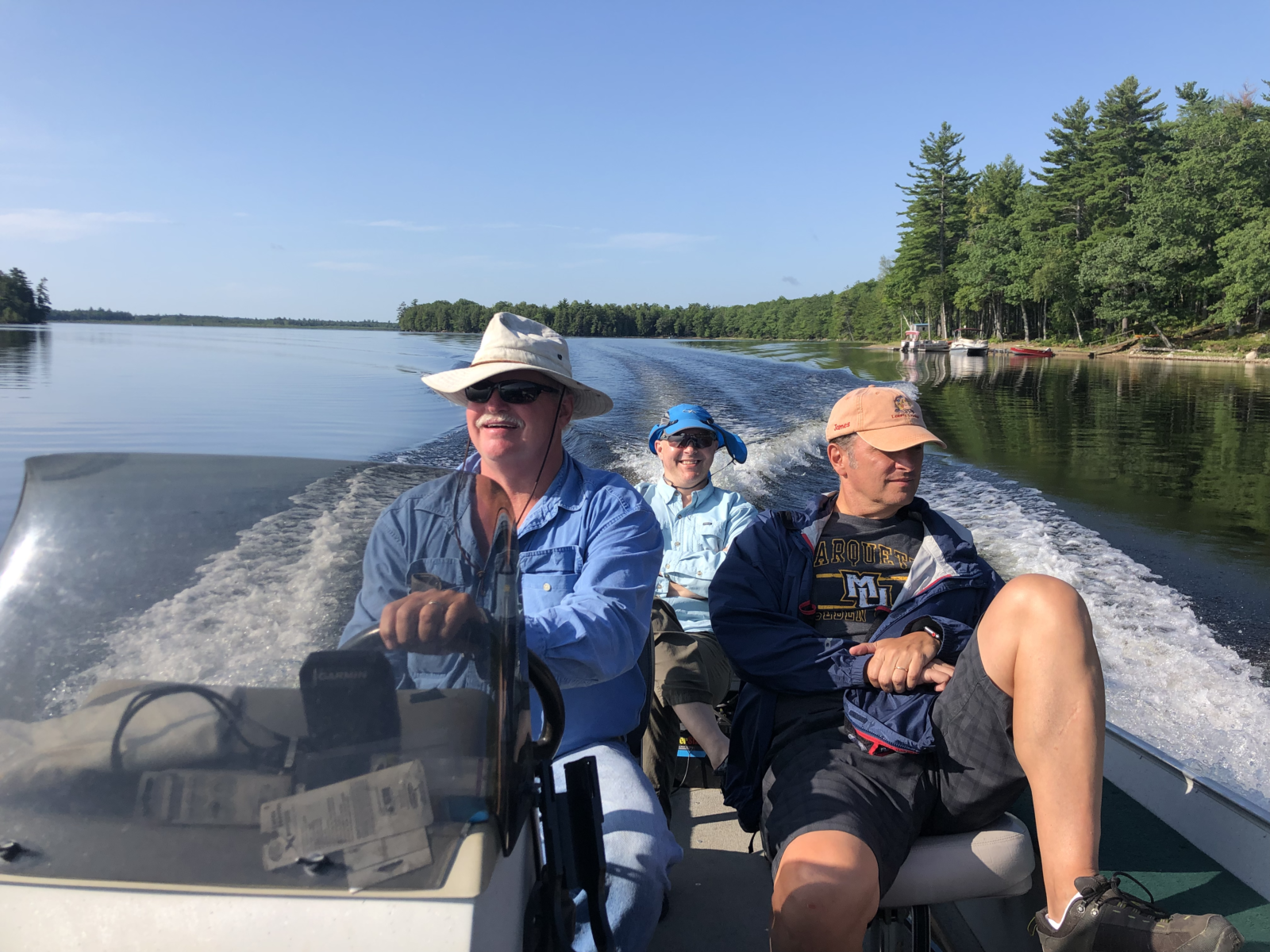Camp Kotok: Maine Woods, Economists & Wine 7