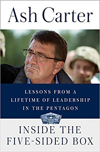 MIB: Ash Carter, Secretary of Defense