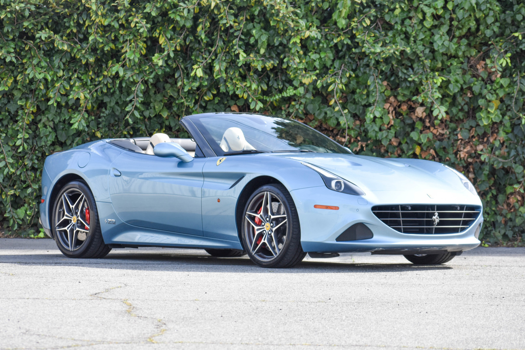 2017 Ferrari California T 70th Anniversary The Big Picture