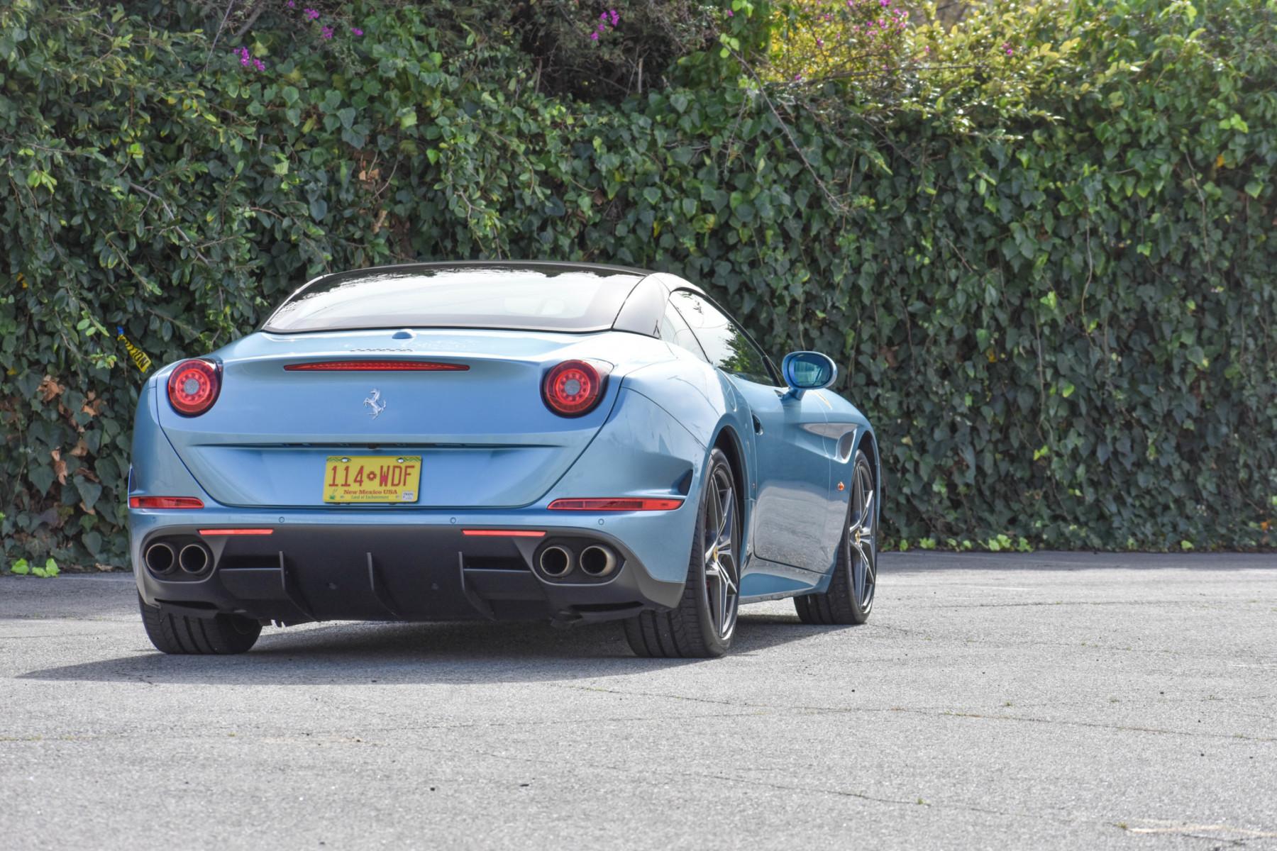 2017 Ferrari California T 70th Anniversary - The Big Picture
