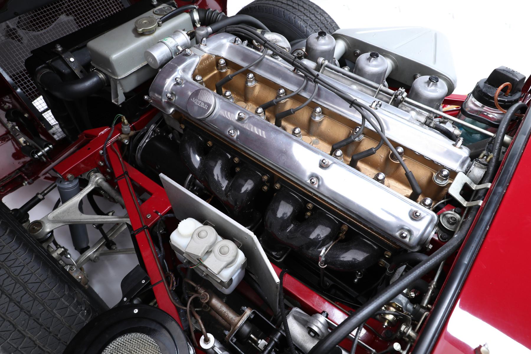 1964 Jaguar XKE Series I 3.8 Roadster 7