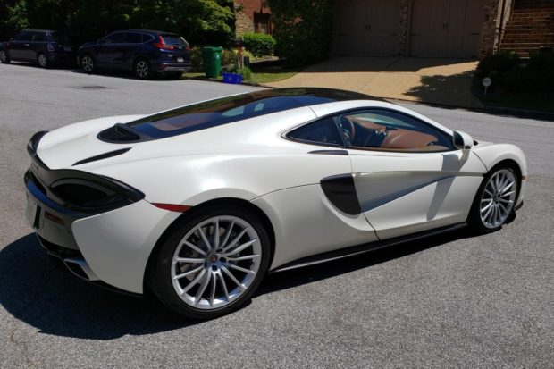 2018 McLaren 570GT 14
