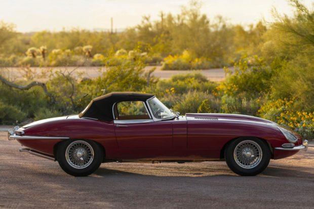 1964 Jaguar XKE Series I 3.8 Roadster 5