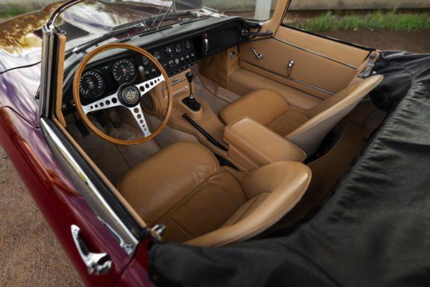 1964 Jaguar XKE Series I 3.8 Roadster 6