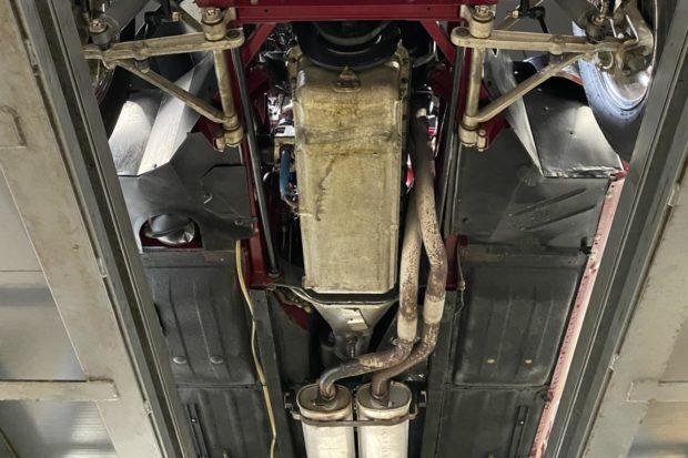1964 Jaguar XKE Series I 3.8 Roadster 13