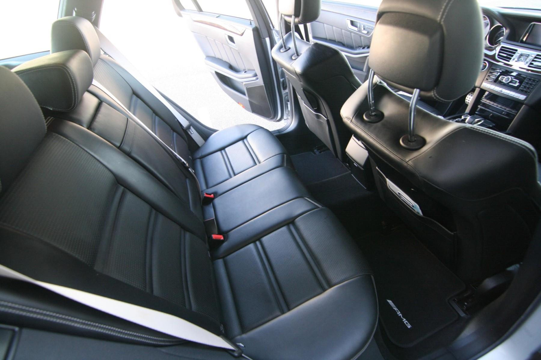 Mercedes-Benz E63 S AMG 4MATIC Wagon 11