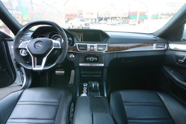 Mercedes-Benz E63 S AMG 4MATIC Wagon 6