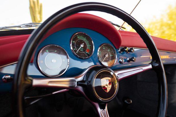 1962 Porsche 356B Twin Grille Roadster 6