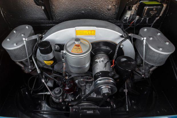 1962 Porsche 356B Twin Grille Roadster 9