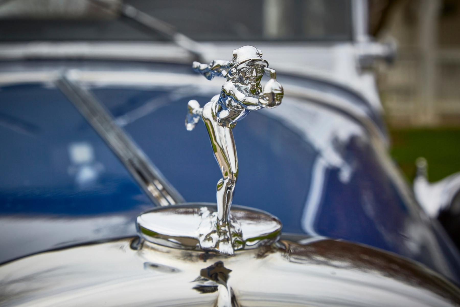1932 Buick Model 98 Convertible Phaeton 7