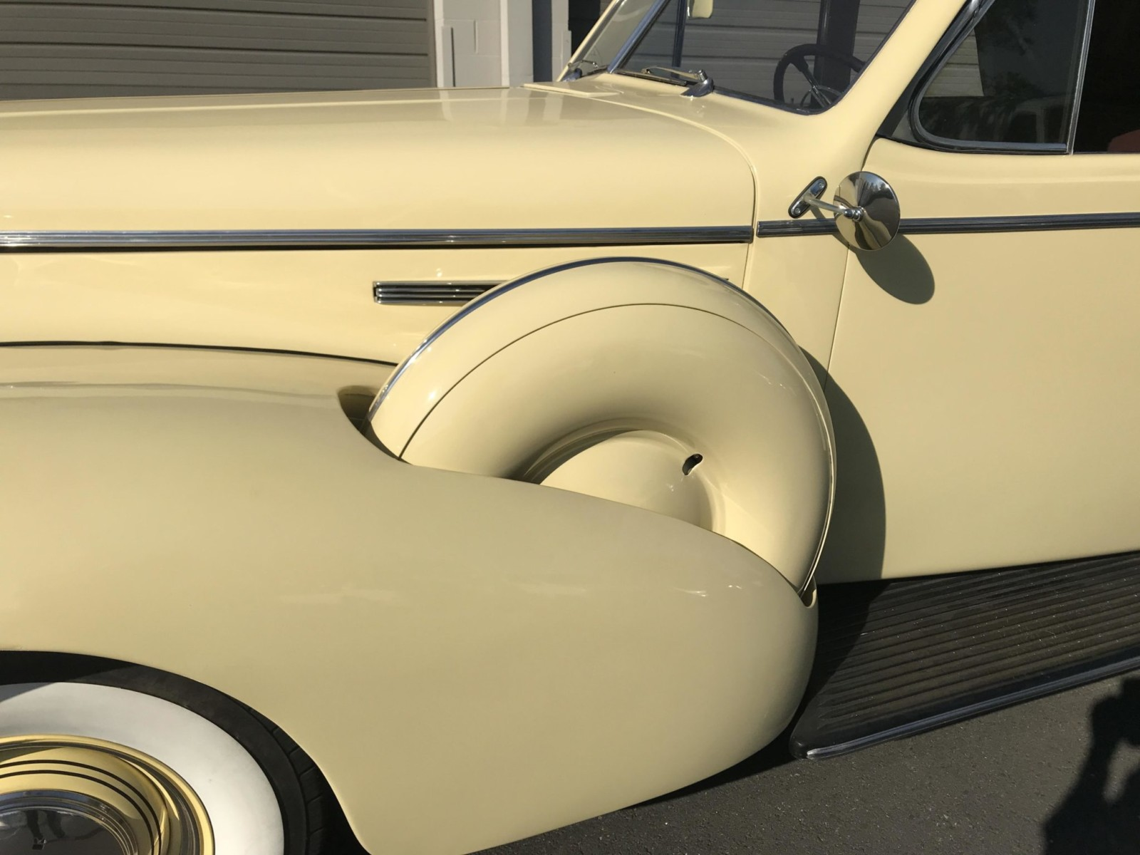 1939 Buick Roadmaster Phaeton Convertible 81-C 11
