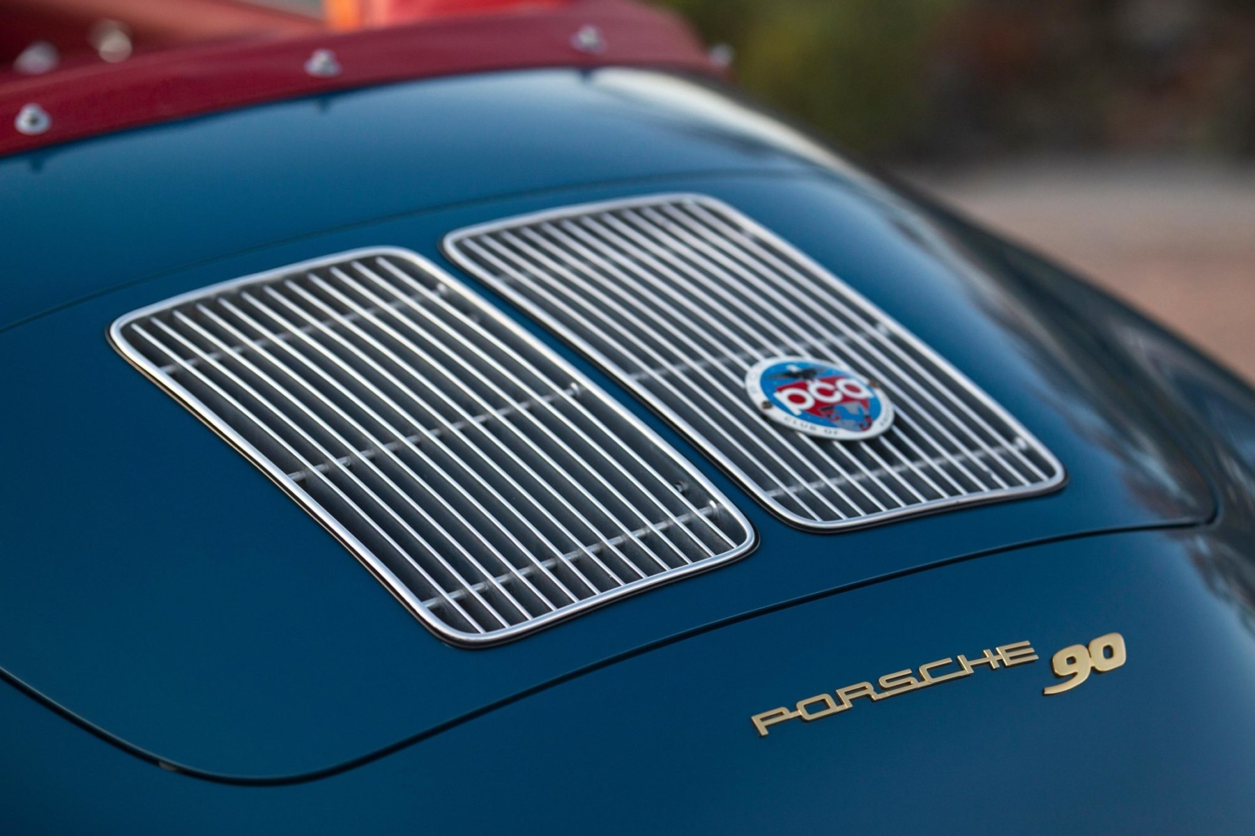 1962 Porsche 356B Twin Grille Roadster 7