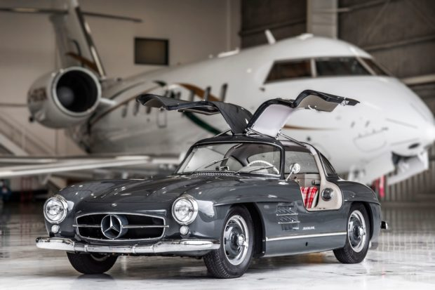 1956 Mercedes-Benz 300SL Gullwing 3