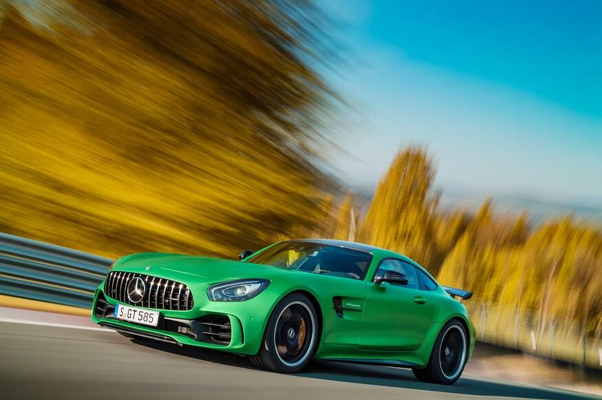 2018 Mercedes-AMG GT R 11