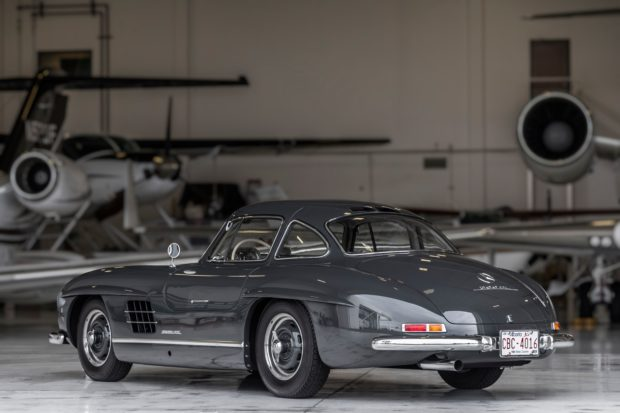 1956 Mercedes-Benz 300SL Gullwing 4