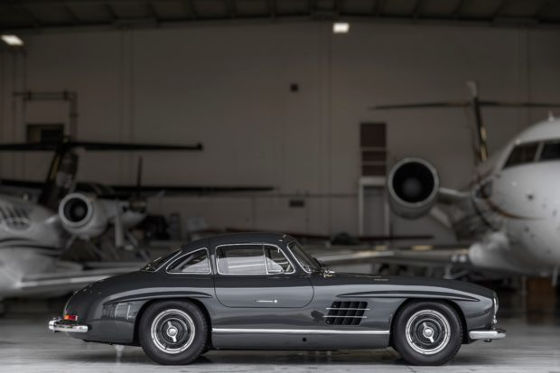 1956 Mercedes-Benz 300SL Gullwing 5
