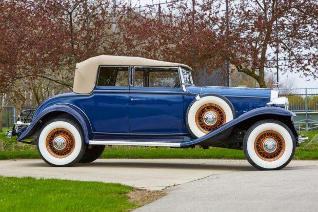 1932 Buick Model 98 Convertible Phaeton 5