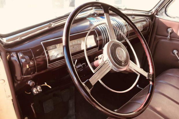 1939 Buick Roadmaster Phaeton Convertible 81-C 6