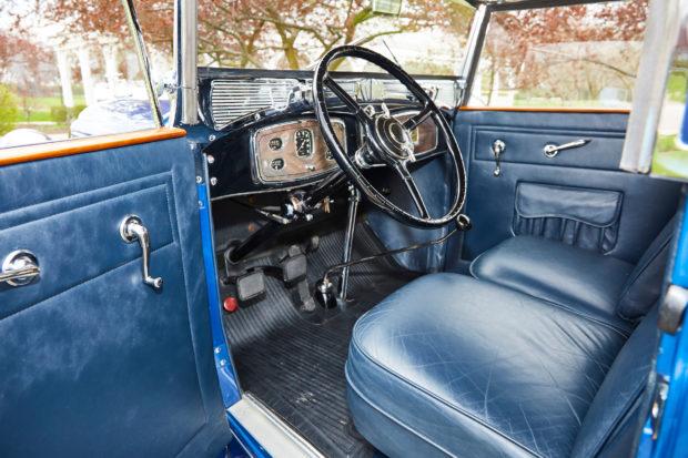 1932 Buick Model 98 Convertible Phaeton 6