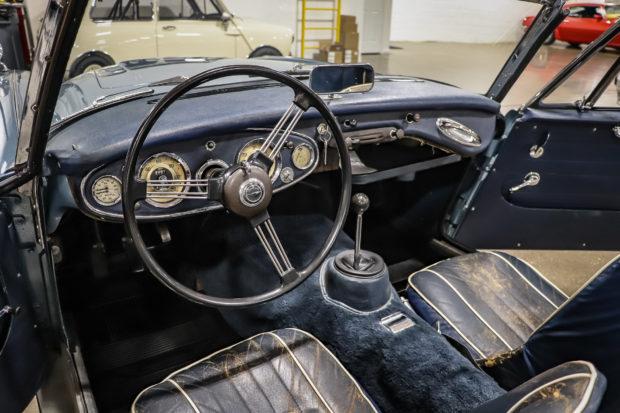 1963 Austin-Healey 3000 BJ7 Mk II 5