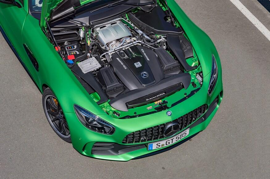 2018 Mercedes-AMG GT R 14