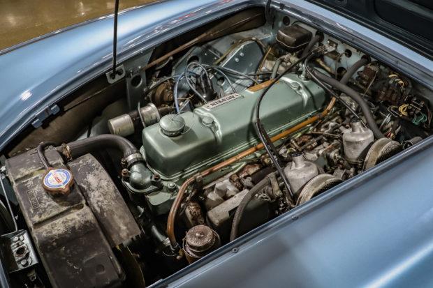1963 Austin-Healey 3000 BJ7 Mk II 7