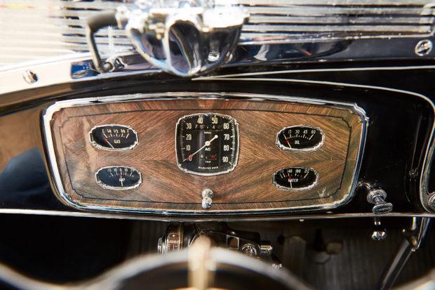 1932 Buick Model 98 Convertible Phaeton 9