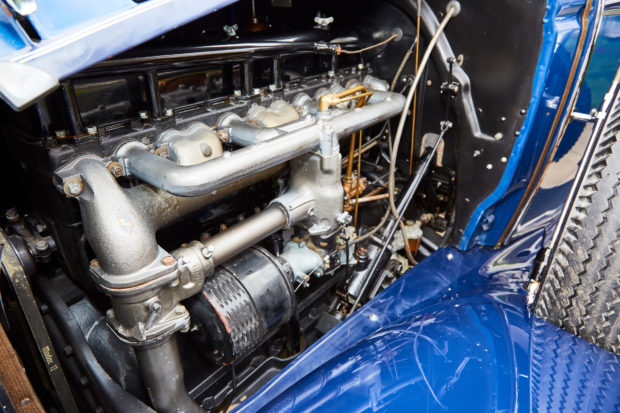 1932 Buick Model 98 Convertible Phaeton 10