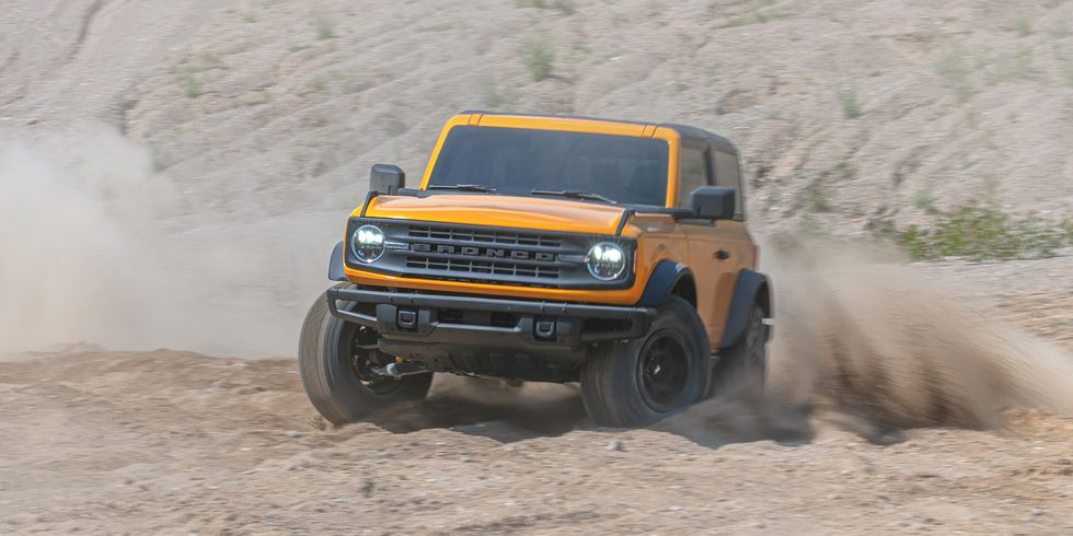2021 Ford Bronco 8