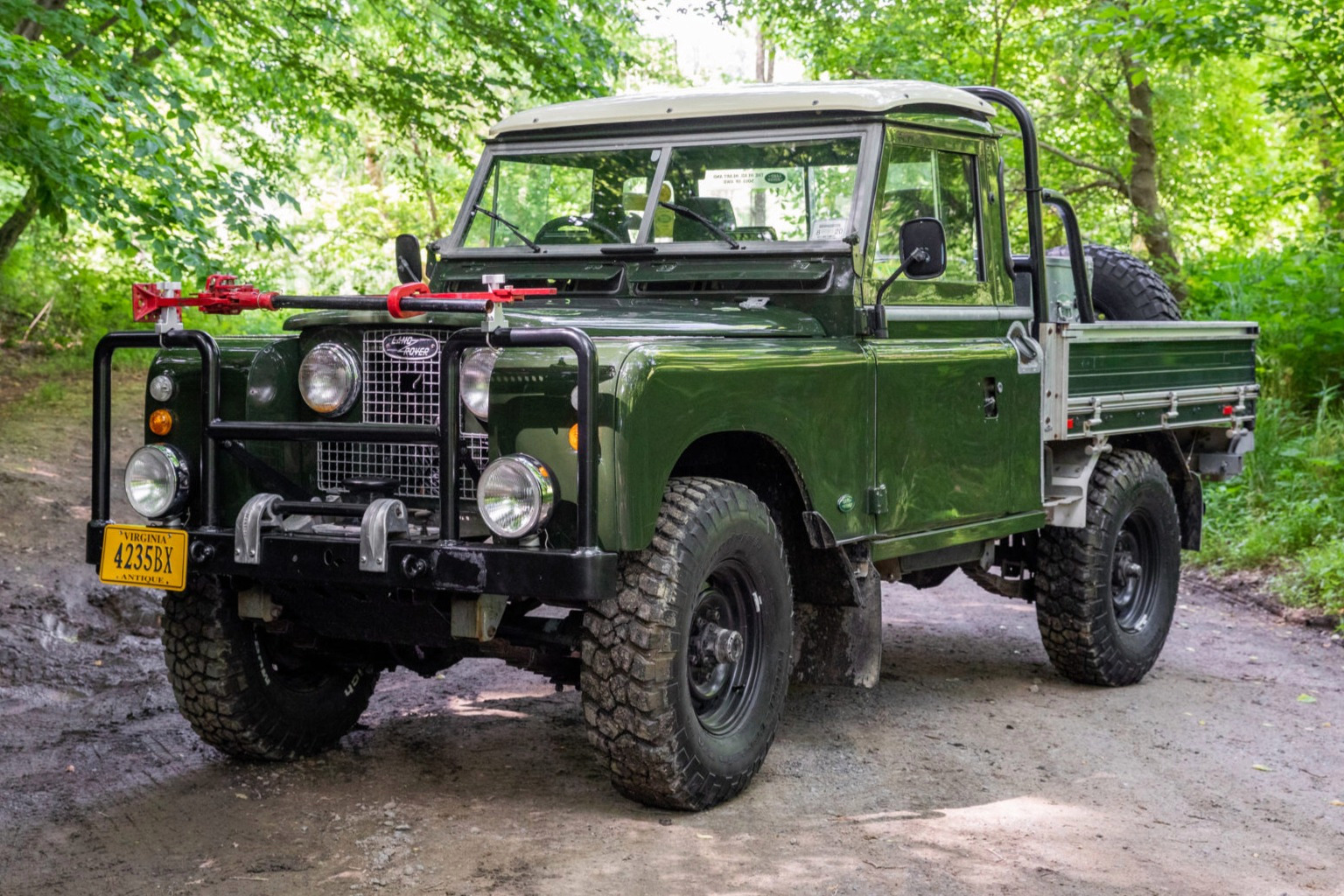 1958 Land Rover 109 Series II 4×4 1