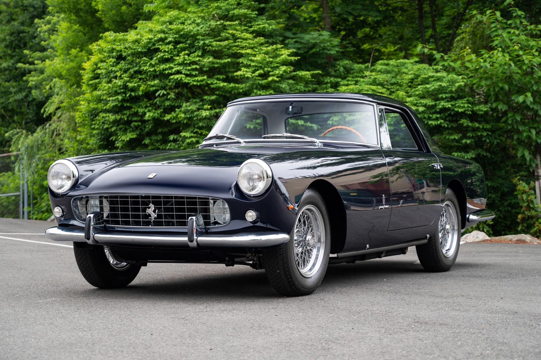 1960 Ferrari 250 GT Pinin Farina Coupe 9