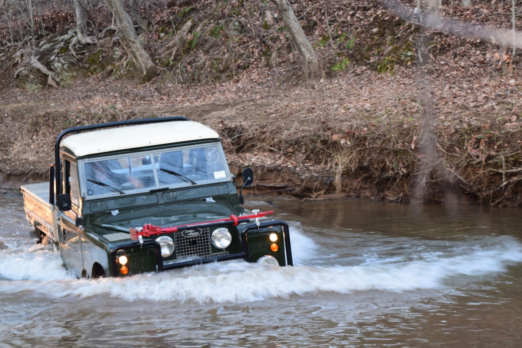 1958 Land Rover 109 Series II 4×4 8