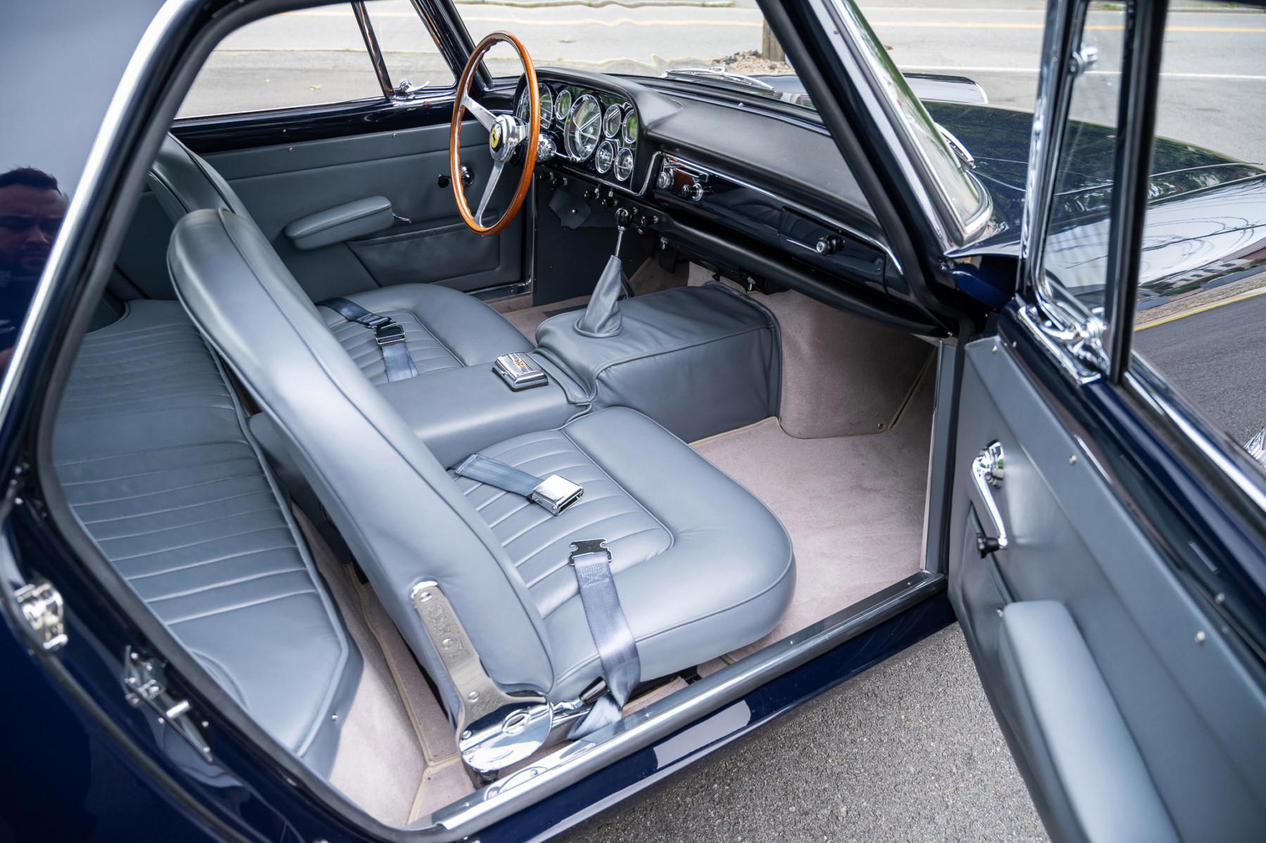 1960 Ferrari 250 GT Pinin Farina Coupe 13