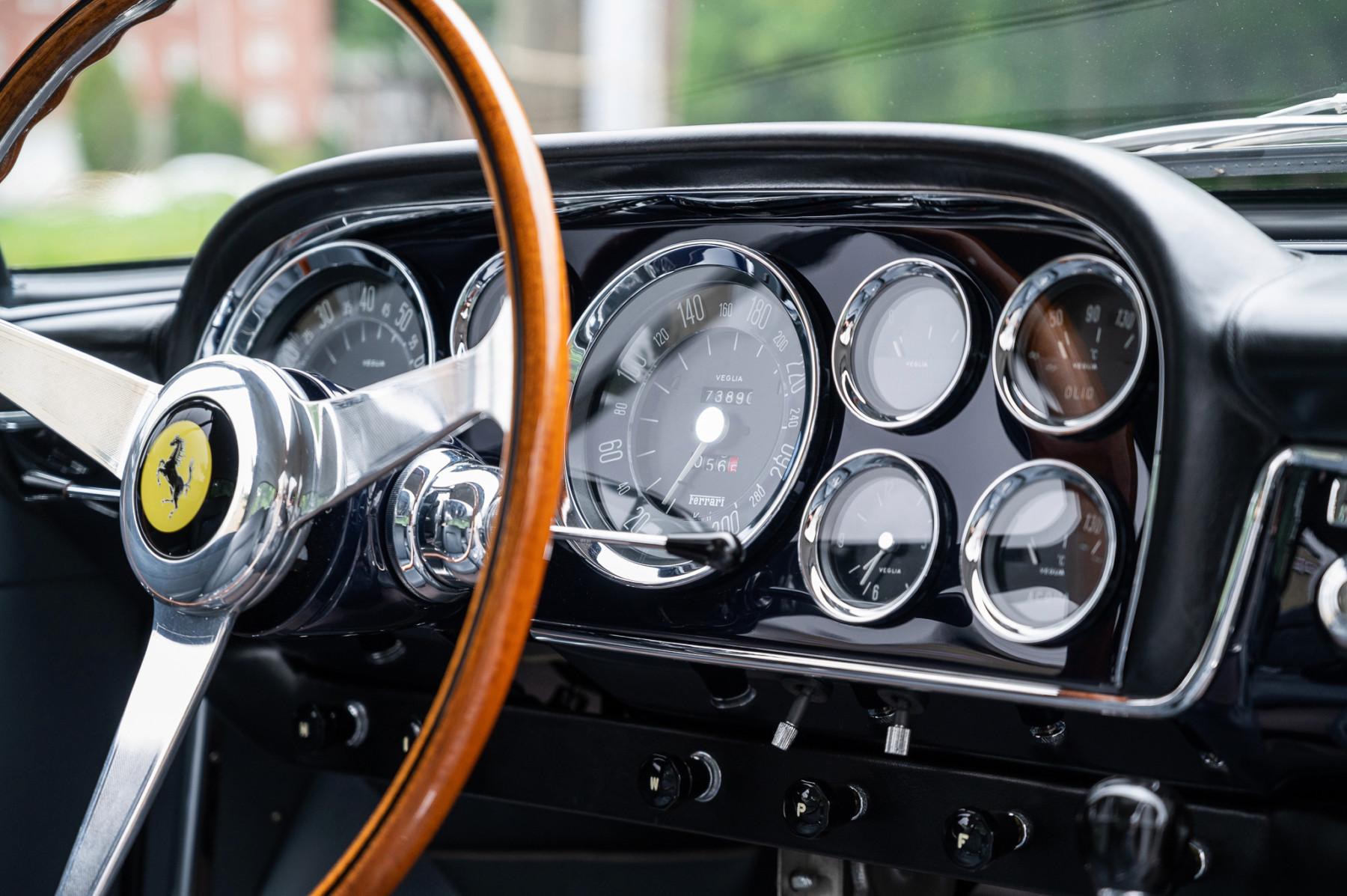 1960 Ferrari 250 GT Pinin Farina Coupe 11