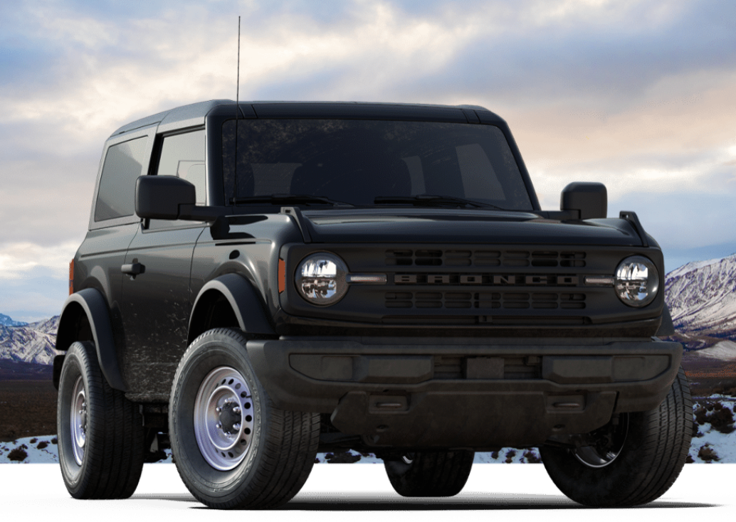 2021 Ford Bronco 14