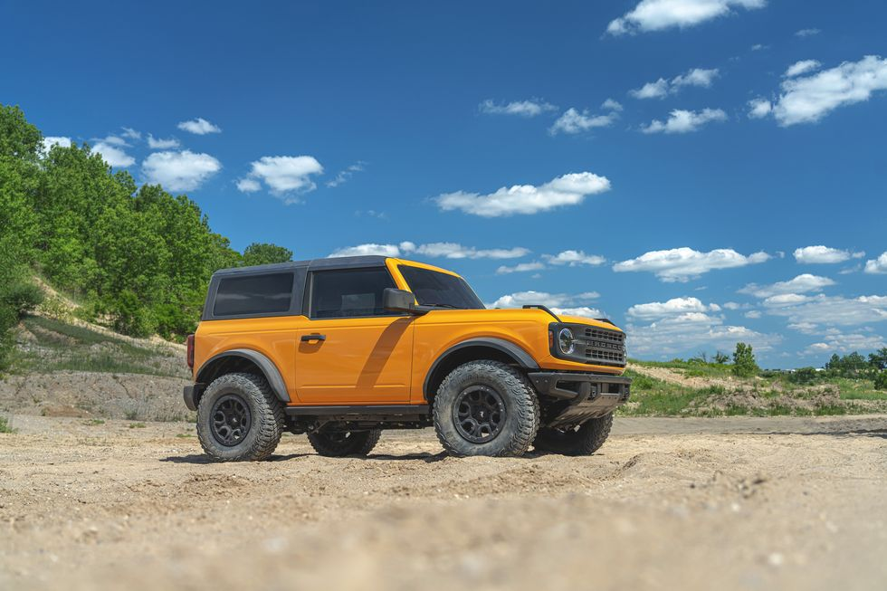 2021 Ford Bronco 10