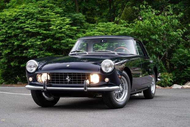 1960 Ferrari 250 GT Pinin Farina Coupe 3