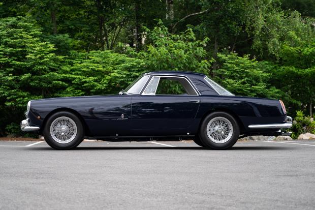 1960 Ferrari 250 GT Pinin Farina Coupe 4